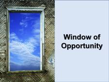 Get ready this is not your usual spring market for Window of opportunity